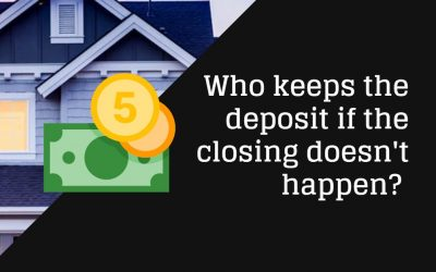 Who Keeps the Earnest Money Deposit if the Closing Doesn't Happen?